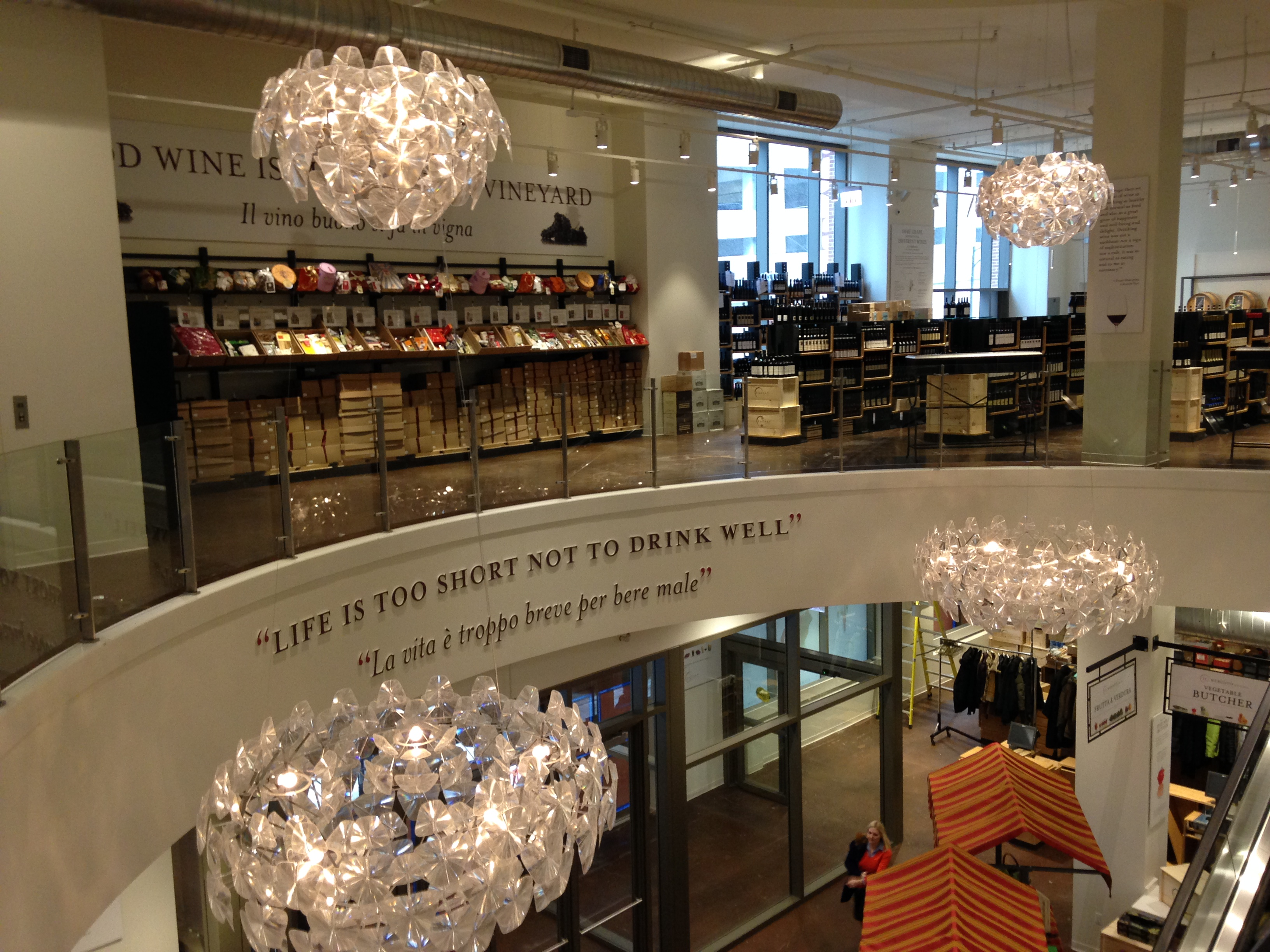 Eataly Chicago Preview Chicago Foodies