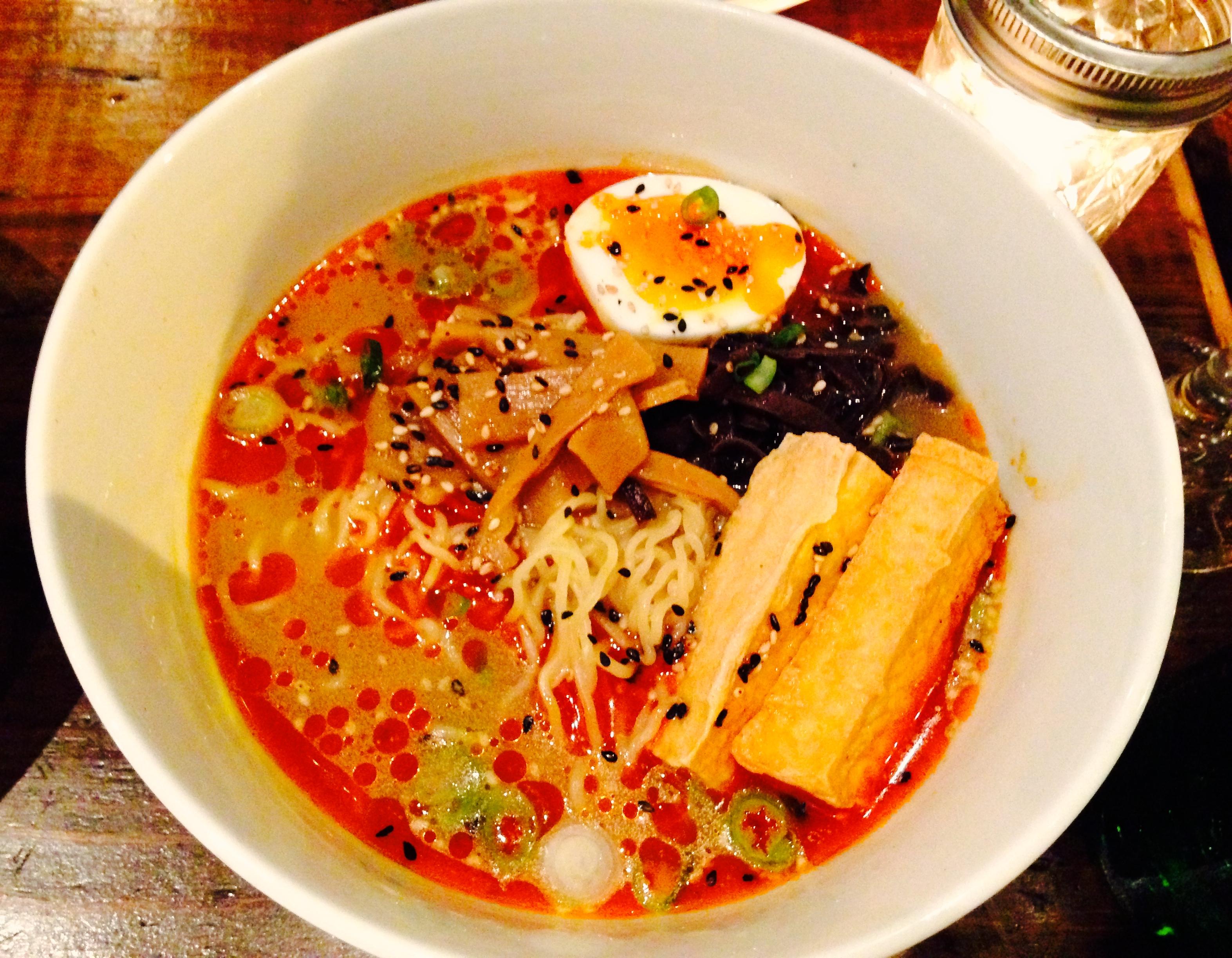 Bites – Asian Tapas Spicy Miso Ramen – Chicago Foodies